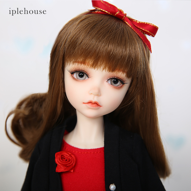 Iplehouse IP Kid Lonnie bjd sd doll fullest 1/4 body model girls boys High Quality resin toys free eyes shop minifee msd fairyland minifee risse bjd sd doll boy girl body 1 4 msd body model dolls eyes high quality toys shop