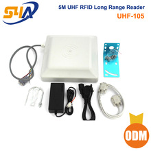 5 meters long range UHF RFID Reader SDK for Parking access control system