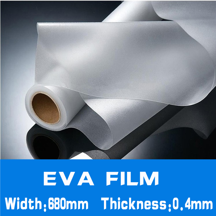 1meter x width 680mm thickness eva film for solar encapsulation diy panels cell lamination. Black Bedroom Furniture Sets. Home Design Ideas
