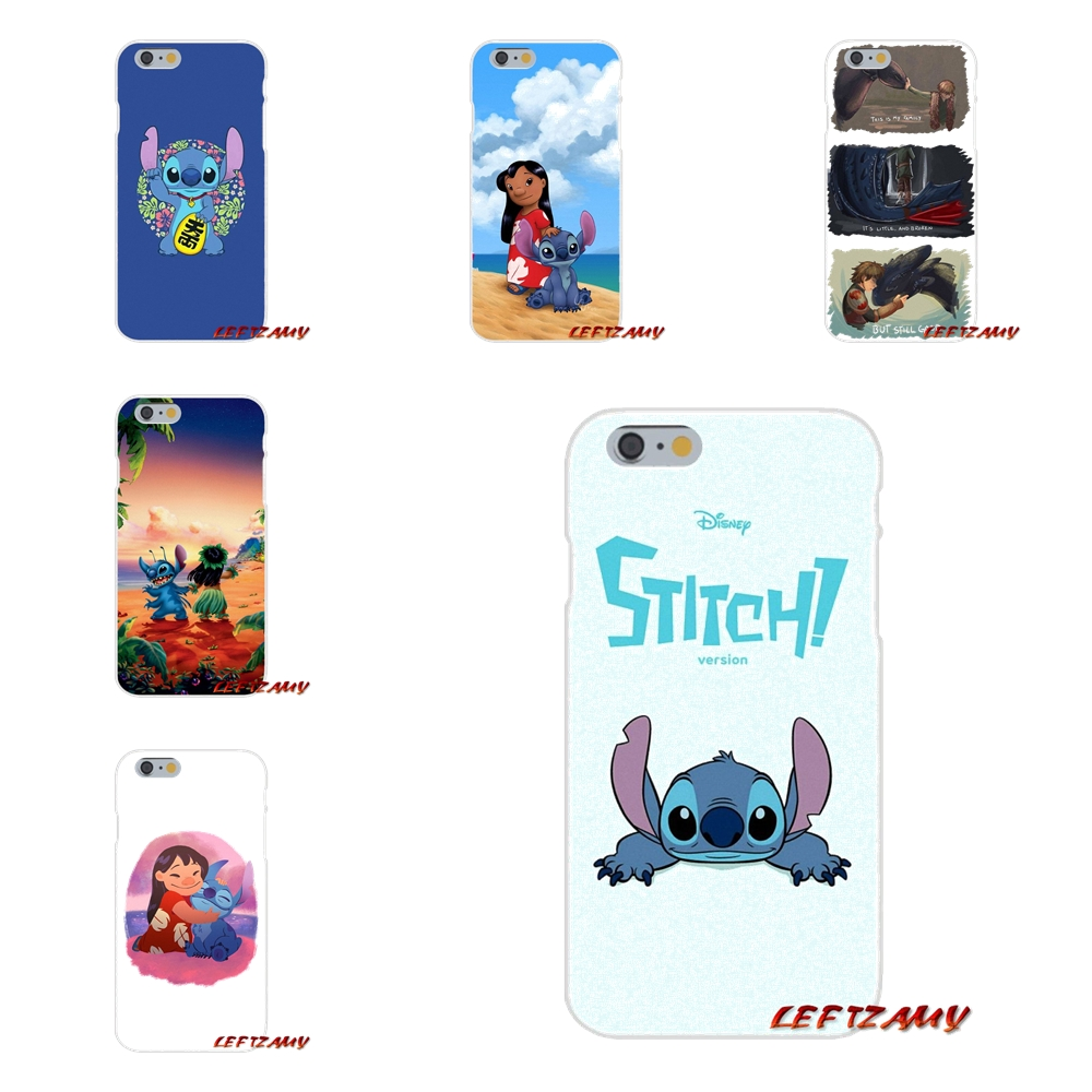 Phone Bags & Cases Sincere Cute Cartoon Stich Coque Shell Soft Silicone Tpu Phone Case For Samsung Galaxy S6 S7 Edge S8 S9 Plus Note 9 Note 8