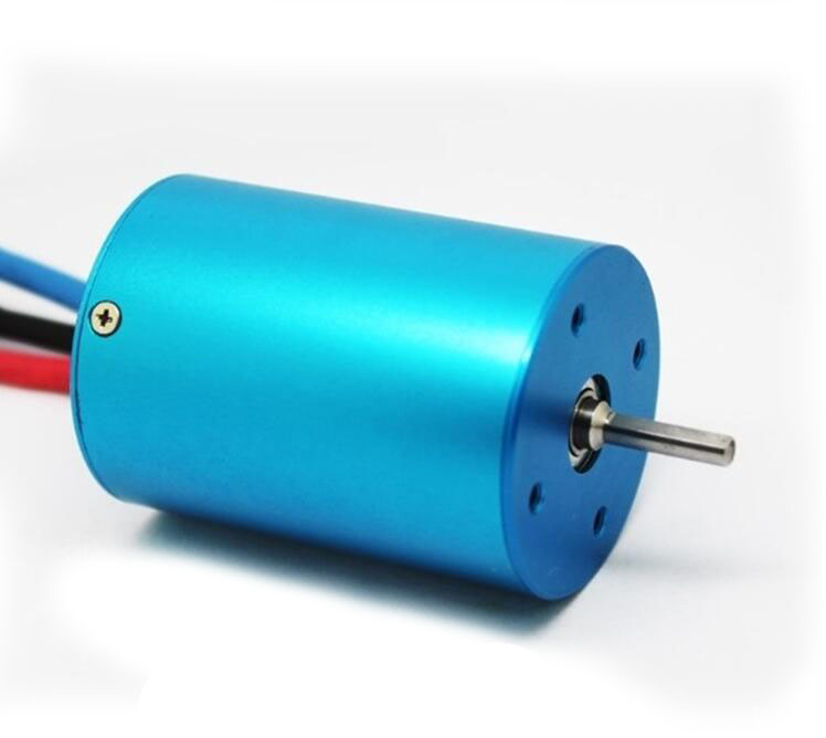 3650 Brushless motor for RC Boat 1/10 RC car model 3300/2720/3500/3800/2350/4300/4000KV blue black red 1 10 rc car 3650 senseless brushless 4300 3100 2050kv motor