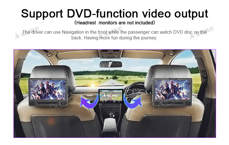 Android 9.0 VW PASSAT TIGUAN Golf 7 2 Din GPS DVD DAB + 74