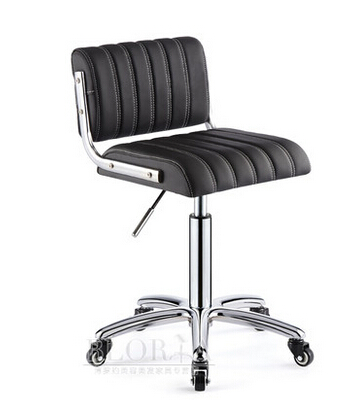 The new beauty salon bench. Great work bench. Technician stool. Master chair. Bring back the bar chair hairdressing pulley stool swivel chair master chair technician chair