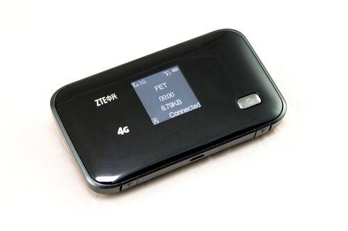 ZTE MF93E 4G Mobile WiFi Router