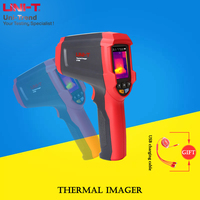 UNI T UTi80 Thermal Imager; infrared thermal imaging thermometer / dual laser point thermometer / data storage