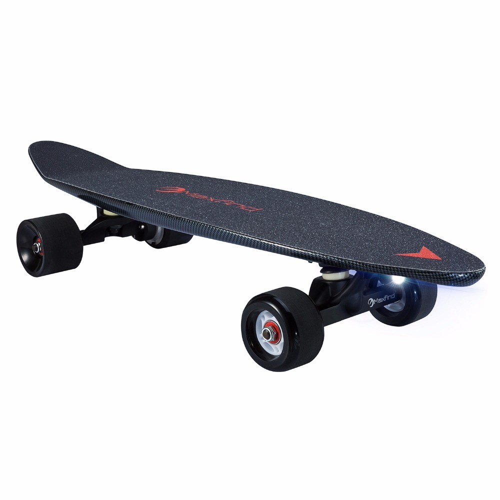 Maxfind World Lightest Penny Board Electronic colorful E-skateboard for gift explore penny board 28