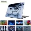 SZEGYCHX Fashion Laptop Case For Macbook Air 13 Case Cover For Macbook Pro Retina 12 13