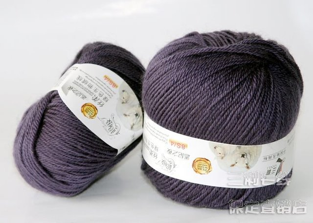 Free shipping#05 warm wool yarn, 70%blended wool, soft for knit sweaters,above 50colors for selection,2kg/lot mix color ok