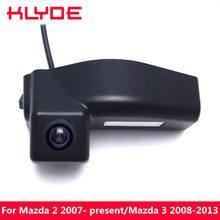 KLYDE 170 Degree Night Vision HD Car Rear View Reverse Parking Assistance Camera For Mazda 2 3 2008 2009 2010 2011 2012 2013