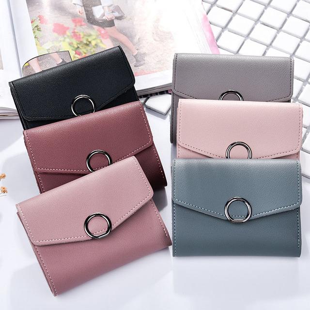 Simple Fashionable Women Wallet