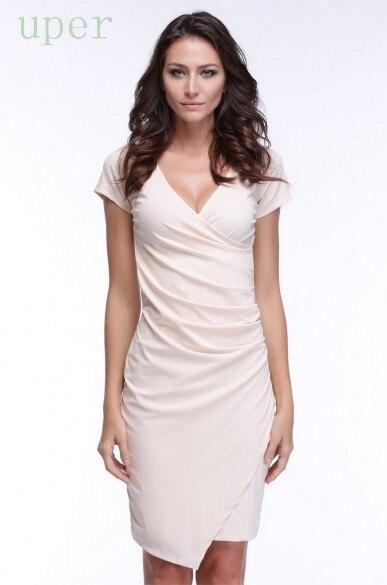 Женское платье 2015 V