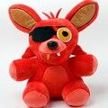 Kawaii Cinco Noches En 4 Estilos de Freddy Peluche FNAF Muñecos de Peluche para Bebés y Niños Regalos Freddy Oso Chica Bonnie Foxy