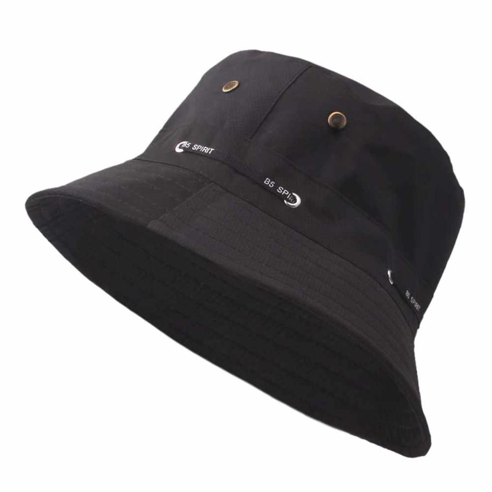 ผู้หญิงหมวกฤดูร้อนชายหมวกผู้หญิงหมวกแฟชั่นหมวก Sun กลางแจ้ง Casual หม้อหมวก viseras de mujer chapeau