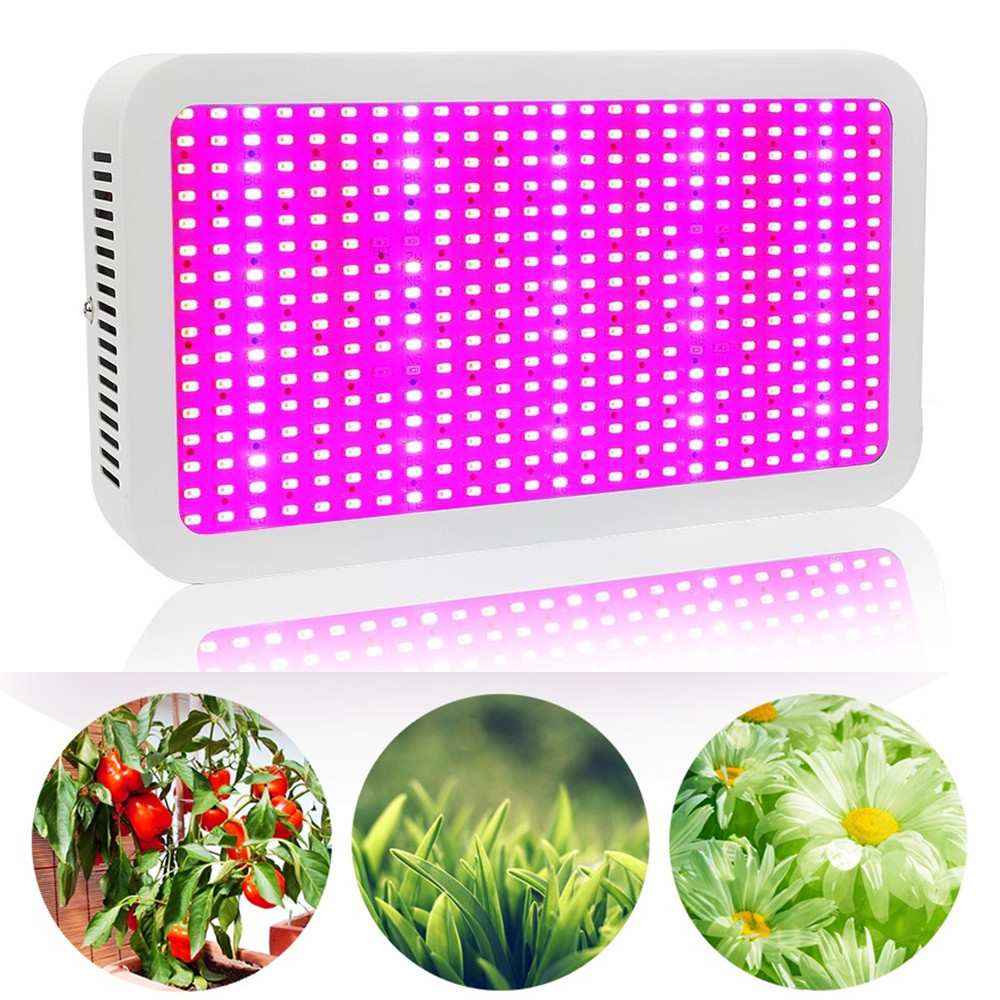 400W LED Grow Light Red/Blue/White/Warm/UV/IR Full Spectrum Grow Lamp Hydroponic Best for Medicinal Plants growth flowering 5pcs lot 90w ufo led grow light led horticulture lighting 9bands led lamp best for medicinal plants growth and flowering
