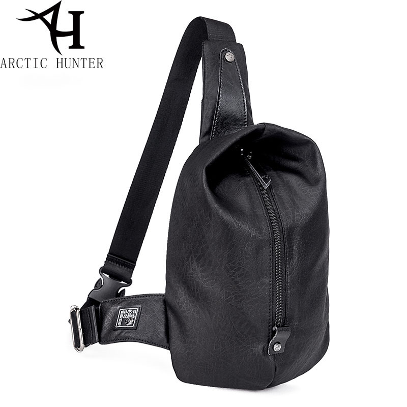 ARCTIC HUNTER high quality Shoulder Bag Travel crossbody bags for men Vintage male chest bag Shell bags Christmas gift 00037 casual canvas women men satchel shoulder bags high quality crossbody messenger bags men military travel bag business leisure bag
