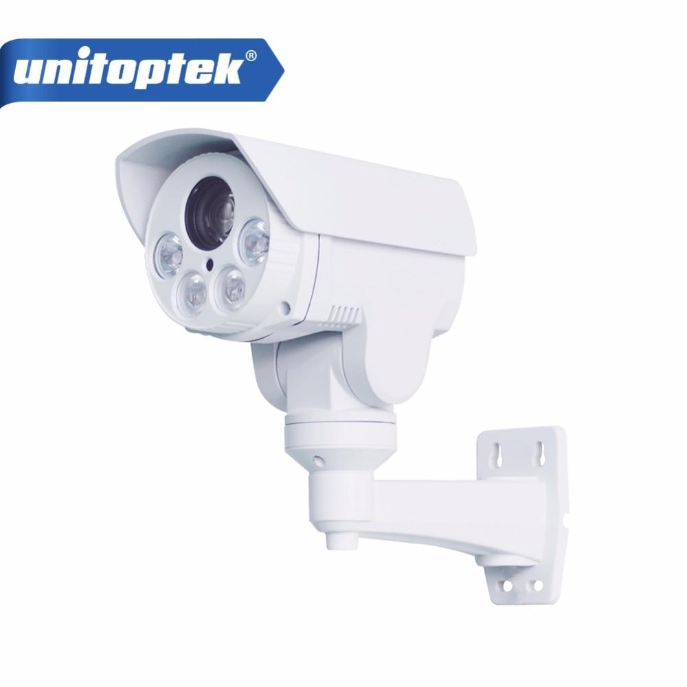 imágenes para Cámara 10X de Zoom Óptico de Iris Automático CCTV HD 1080 P 2MP Bullet A5S Anbarella Resistente A La Intemperie Cámara IP PTZ Al Aire Libre La Visión Nocturna DEL IR 80 M