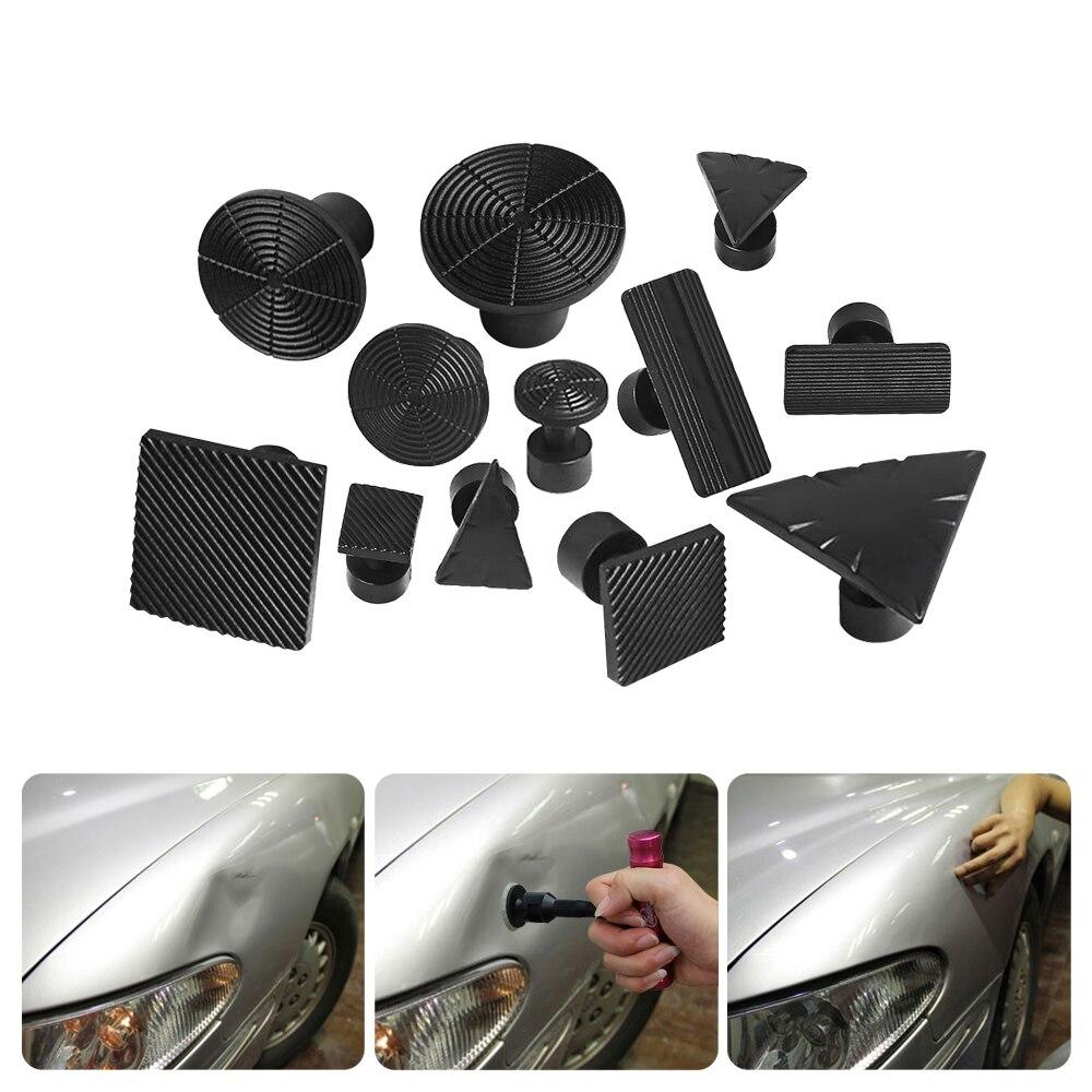 Best GLCC Paintless Дент Ремонт Инструмент Авто повреждения тела Дент присоски клей вкладки для Дент Съемник Lifter молоток ручной Toolkit