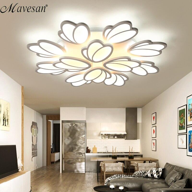 Здесь продается  2018 modern acrylic LED Ceiling Lights for Living Room Ultrathin ceiling lamp Decorative lampshade Lamparas de techo kids room  Свет и освещение
