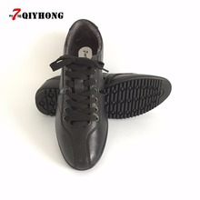 Купить с кэшбэком Winter 2018 Add Fur Zapatos Hombre Tops Men Shoes Male Casual Shoes Super Boots Genuine Leather Black Ankle Booties Casual Boots
