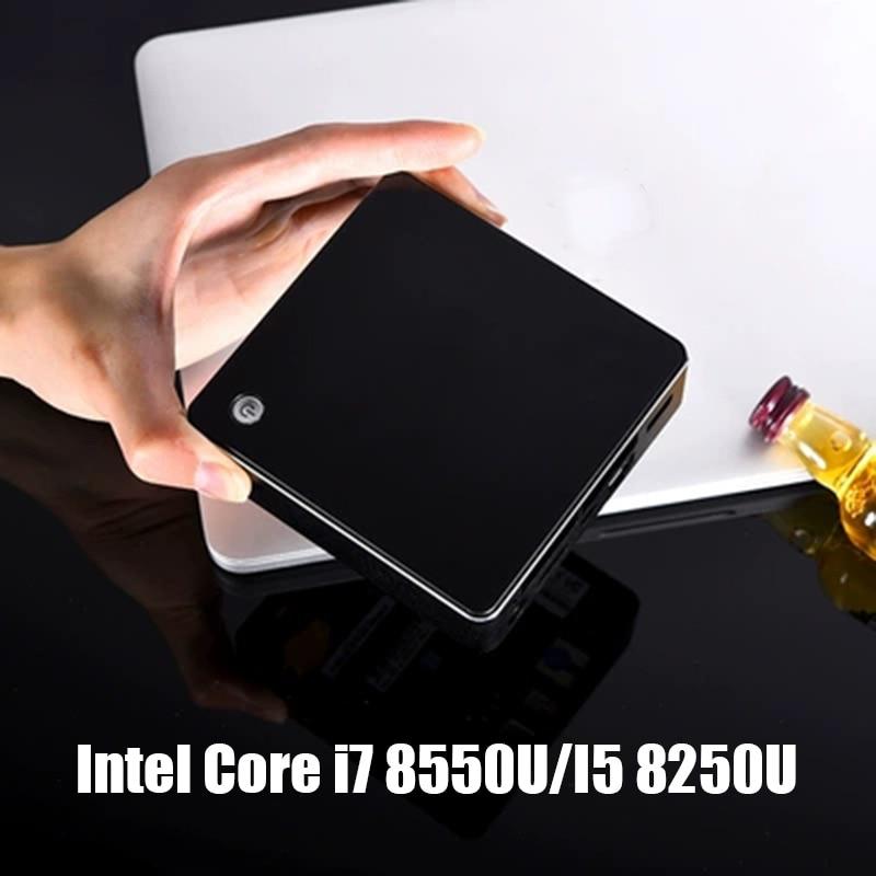 Konstruktiv Kaby See R Core I7 8550u Mini Pc Windows 10 Pro Intel Uhd Graphics Core I5 8250u Leistungsstarke Mini Pc Ddr4 Ram M.2 Ngff/pcie 22*80
