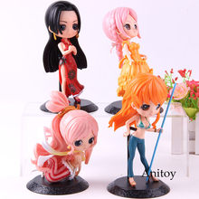 15cm POP BB PVC Figure New Loose Anime One Piece Princess Rebecca Swimsuit Ver
