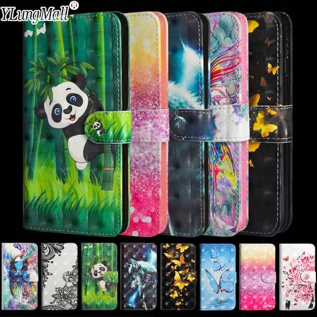 detailed pictures d1982 35a41 US $3.99 |YLungMall Luxury Case for Samsung Galaxy J3 2018 5.0'' J3 Star  Flip Wallet Case Fundas Cover Stand Holder PU Leather Phone Cases-in Fitted  ...