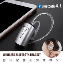 Mini Wireless Bluetooth Earphone In Ear Sport Bluetooth Headphone With Mic Earphones Handsfree Headset For Iphone 8 X fatmoon x19c bluetooth earphone earhook wireless headset in ear bluetooth headphone handsfree sport microphone for xiaomi iphone