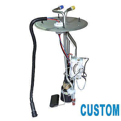Custom New high peformance Electric Intank Fuel Pump Module Assembly For car 99-03 Ford F-150 E2237S  new gasoline fuel pump center tank assembly airtex e2235m 99 04 for ford super duty pickup truck