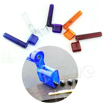 New Guitar Quick Speed Bridge String Winder Grover Pin Remover Peg Puller Guitar Accessories image