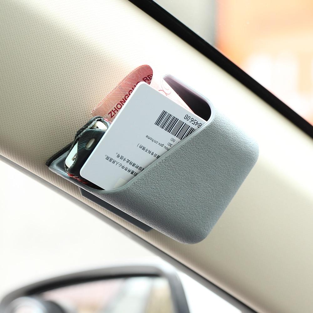 Functional Auto Car Tidy Storage Case Pocket Holder Pounch Box for Daihatsu MAX Mira Mira Gino Sirion Sonica Terios Trevis