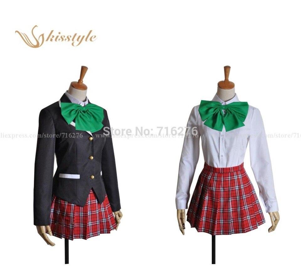 Tsuyuri Kumin Uniform Cosplay Costume,Any size Chuunibyou Demo Koi ga Shitai