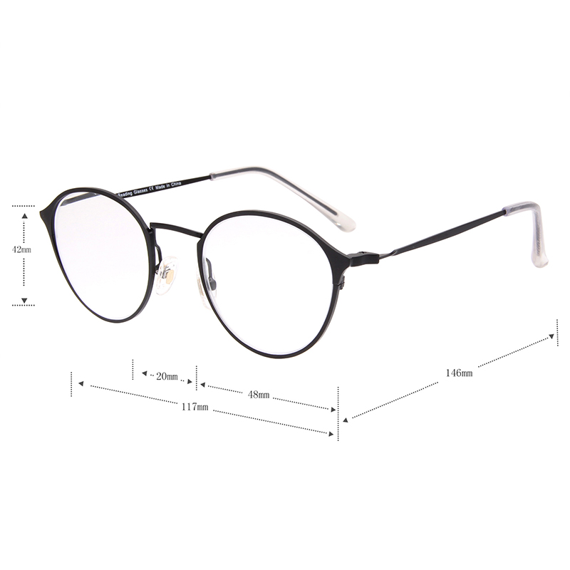 b3e6616f20 LianSan Fashion Vintage Cat Eye Titanium Glasses Frame Unisex Luxury Brand  Designer Eyewear Lightweight L5212A-in Eyewear Frames from Apparel  Accessories on ...