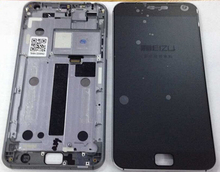 5 5 replacement For Meizu MX4 Pro LCD Display Screen with Touch Digitizer glass Frame assembly