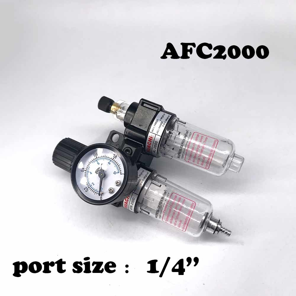 AFC2000 Free Shipping The oil-water separator filter compressor air treatment two кресло туристическое atemi afc 720