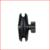 Vespa de la motocicleta Del Montaje Del Manillar Soporte para Teléfonos Inteligentes de Pantalla 3.5-5.5 Pulgadas