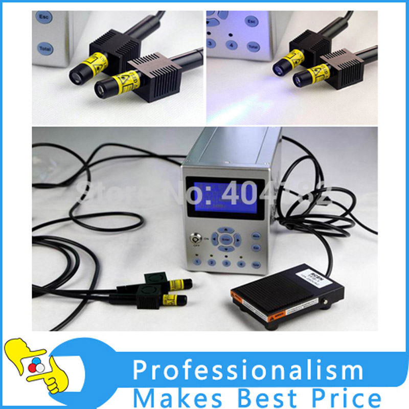 UV LED Spot Light Source Curing Machine Glue Dryer For Mobile Phone Repair 946d screen separator with accessories uv glue uv lamp moulds etc glue remove machine