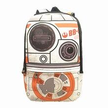 Star Wars BB-8 Laptop Backpacks Mochila Masculina Bagpack Men Travel Bag Packsack Bolsa School Bags Backpack