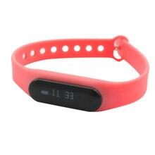 Смарт Спорт сердечный ритм браслет, интеллектуальные Водонепроницаемый часы, телефон Reminde монитор сна здоровые управления секундомер
