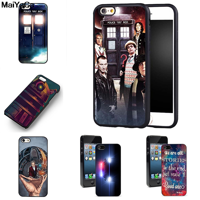 Phone Bags & Cases Maiyaca Doctor Who Tardis Matt Smith Optimist For Samsung S6 S7 S8 S9 Plus Edge Note Black Soft Shell Phone Case Rubber Silicone Relieving Rheumatism Half-wrapped Case