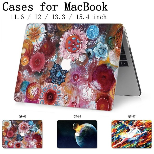 Hot New For Laptop Notebook MacBook Case Sleeve Cover Tablet Bags For MacBook Air Pro Retina 11 12 13 15 13.3 15.4 Inch Torba