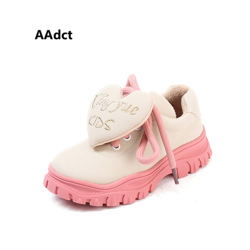 AAdct Cotton warm short boots for cute girls New fashion princess girls boots 2018 Winter kids snow boots rubber children shoes 502b led flashlight cree xml xml t6 xm l2 led camping lamps tactical torch 2200 lumen lanterna page 3