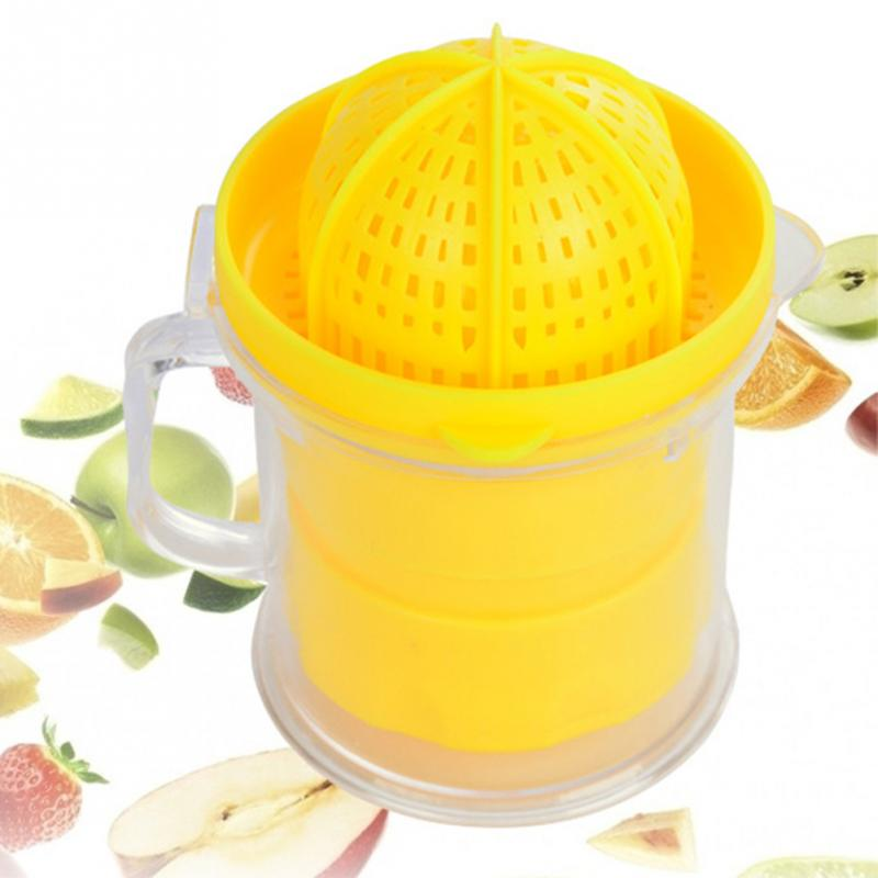 High Quality ABS Juicer Presses Squeezer Kitchen Tool Extractor Appliances  Fruit Orange Small Maker