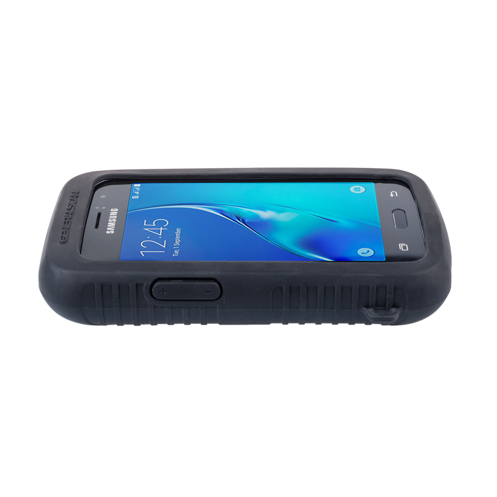 Generalscan Gs Sl3000-s5 2d Imager Android Enterprise Barcode Scanning Sled For Warehouse Managent A Plastic Case Is Compartmentalized For Safe Storage gs07 without Phone