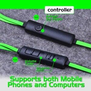 Image 4 - Casque de jeu avec Microphone dans loreille stéréo basse suppression du bruit écouteur avec micro pour téléphone ordinateur portable PC portable Plextone G30