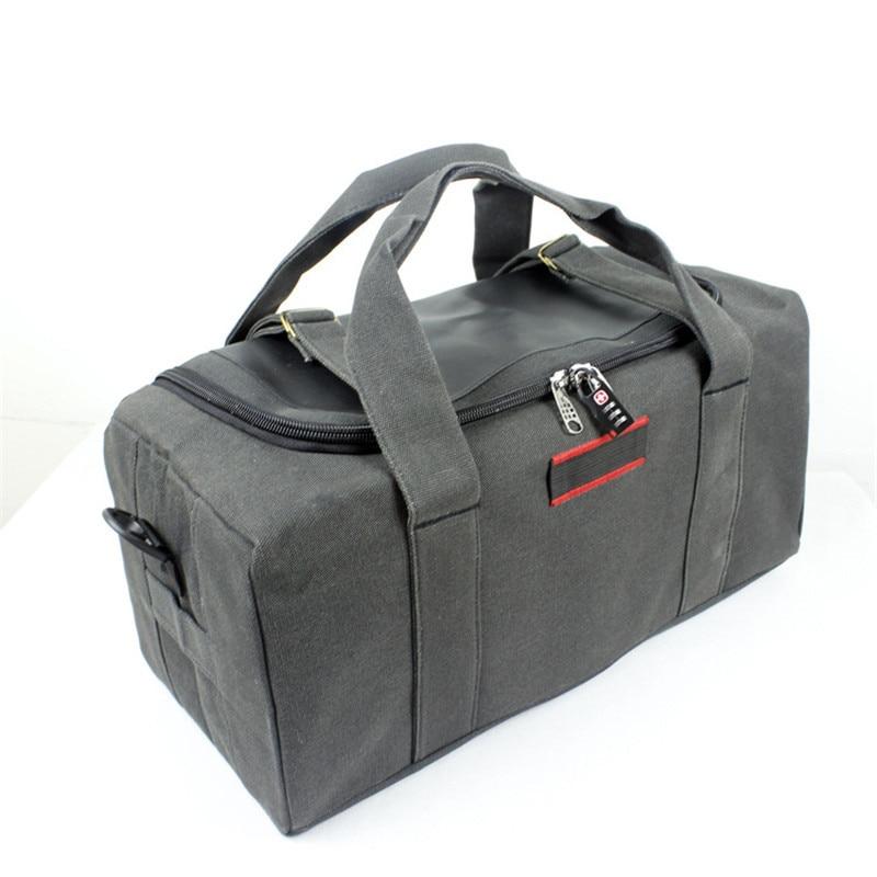 Men Travel Bags Large Capacity Women Luggage Travel Duffle Bags Canvas Big Travel Handbag Folding Trip Bag Waterproof