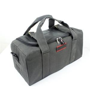 Image 1 - Men Travel Bags Large Capacity Women Luggage Travel Duffle Bags Canvas Big Travel Handbag Folding Trip Bag Waterproof