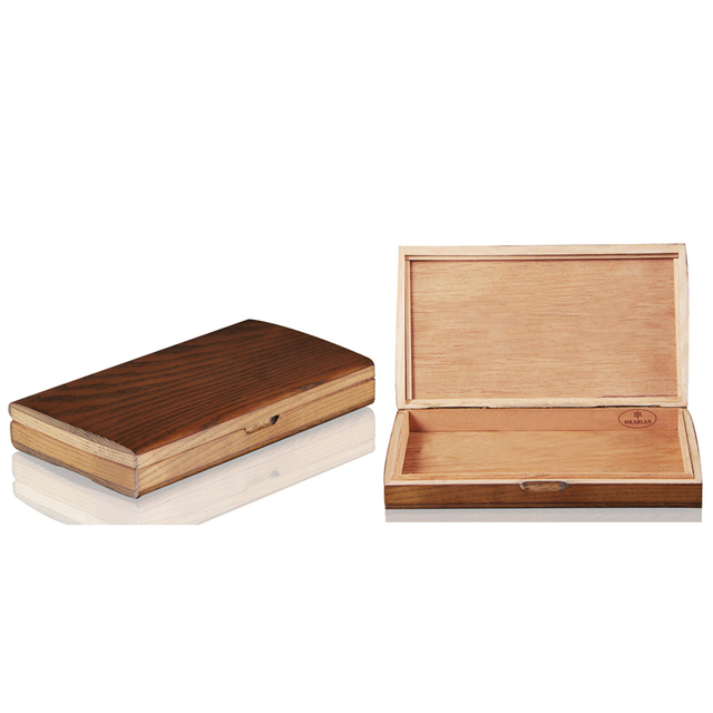 4 CT Holder Cigar Case with Humidifier