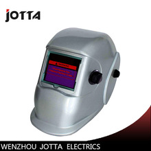 sliver gray  Auto darkening welding helmet/face mask/Electric welder mask/cap for the welding machine цены