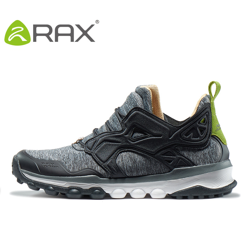Rax Men Running Shoes For Women sneakers Breathable Outdoor walking Sport Shoes Men Athletic sheos Zapatillas Hombre 63-5C366 peak sport men outdoor bas basketball shoes medium cut breathable comfortable revolve tech sneakers athletic training boots