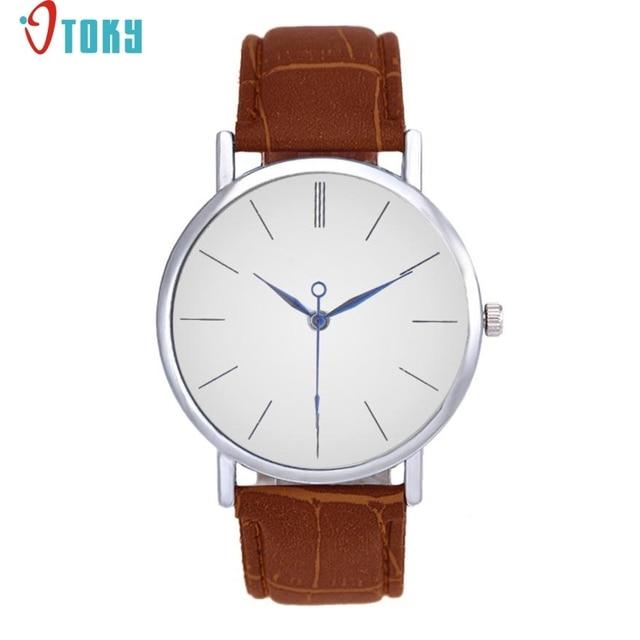 5c7b14208 Novel wrist watch men Unisex Band Analog Quartz Business Wrist Watch Ap12  Dropshipping